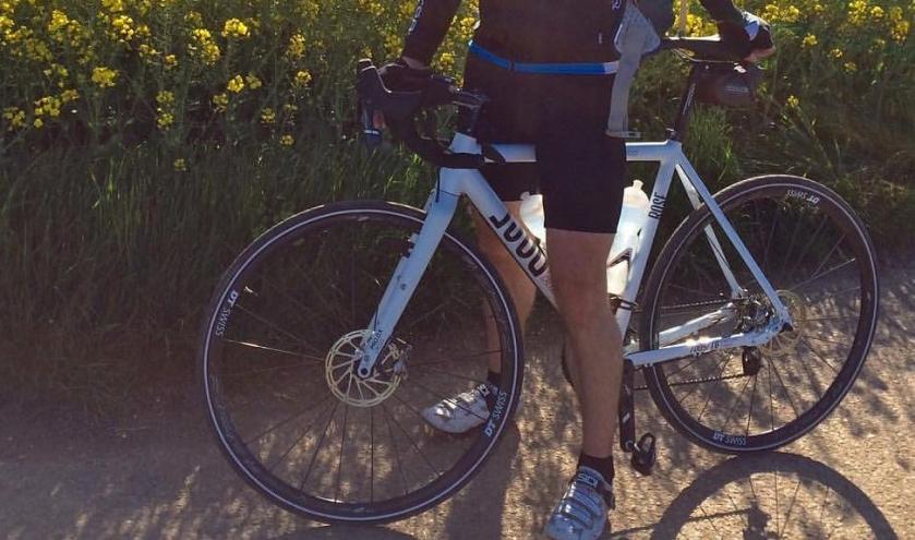 cyclingtourist.com Rose cyclocross touring bike