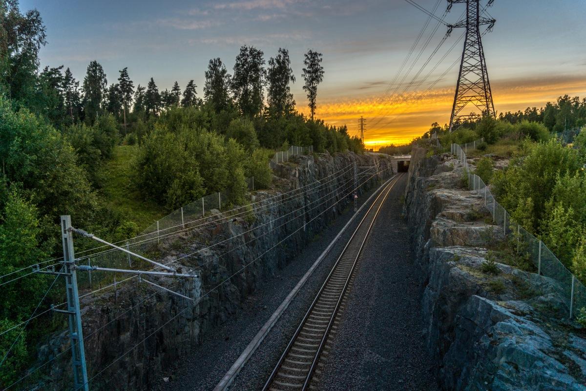 """06 Vaalimaa (FIN) – Helsinki (200k) """"Finnished"""""""