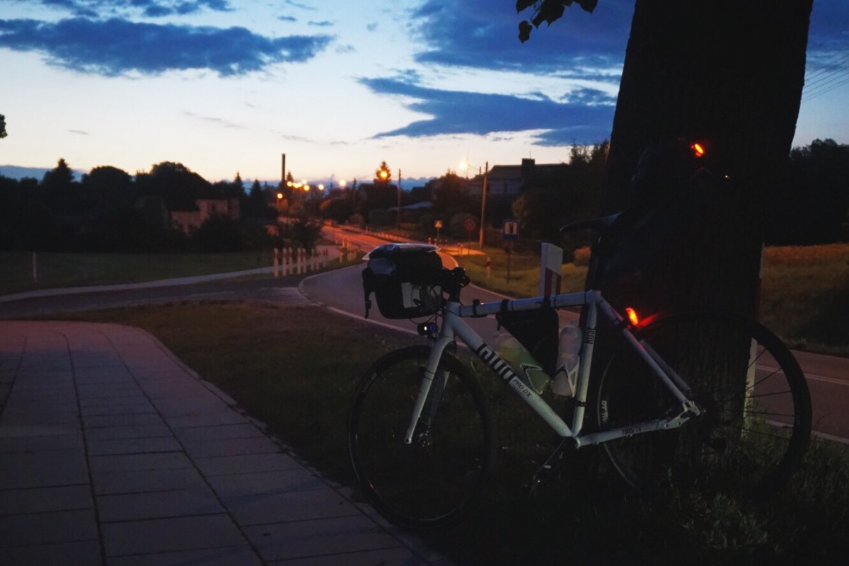 """02 Piła – Zelenogradsk (428k) """"Nightrider"""""""