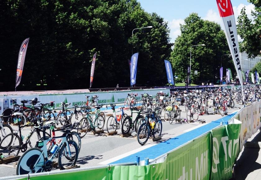 Triathlon in Tartu