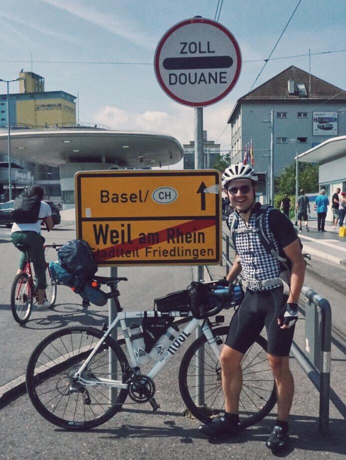 01 Freiburg – Lake Neuchâtel (206km,1200m)
